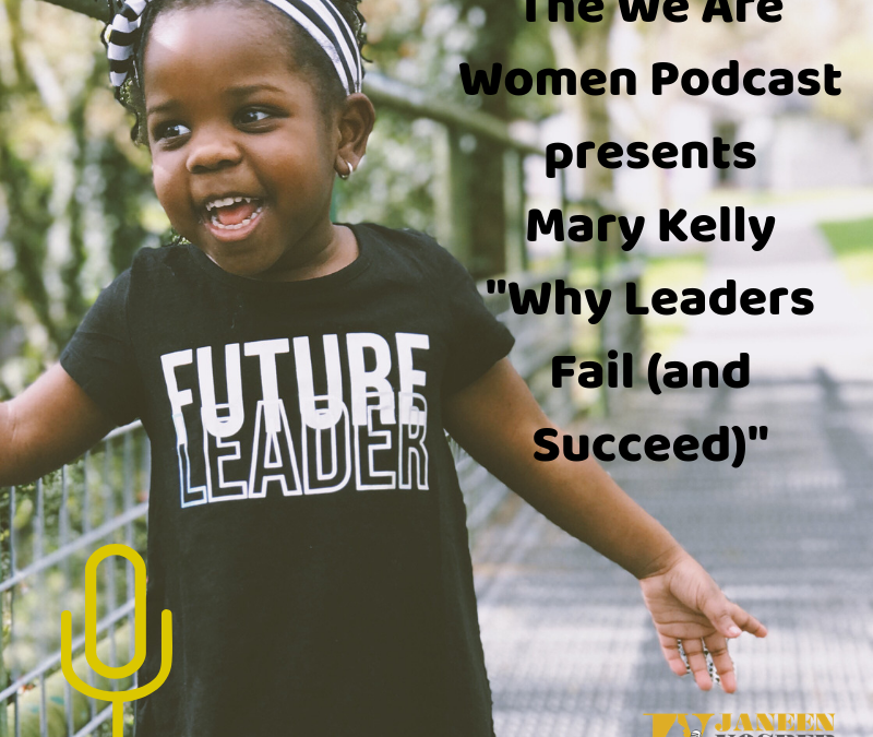 As it is imperative leaders embrace change, Mary shares the 4 stages of change in this podcast.
