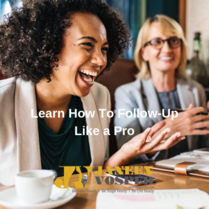 But it can be painless…and profitable. Remember when you have already made contact, the follow up will be personal warm-call rather than an anxious cold-call.