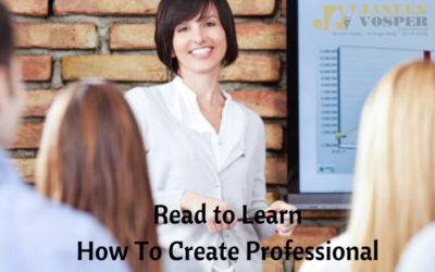 Create Professional Presentations In 3 Easy Steps