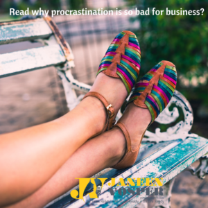 According to researchers, procrastination has quadrupled over the past 30 years. And investigation has found that 40% of people have experienced financial loss due to procrastination. Ouch