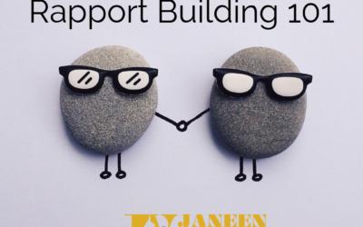 Rapport Building 101