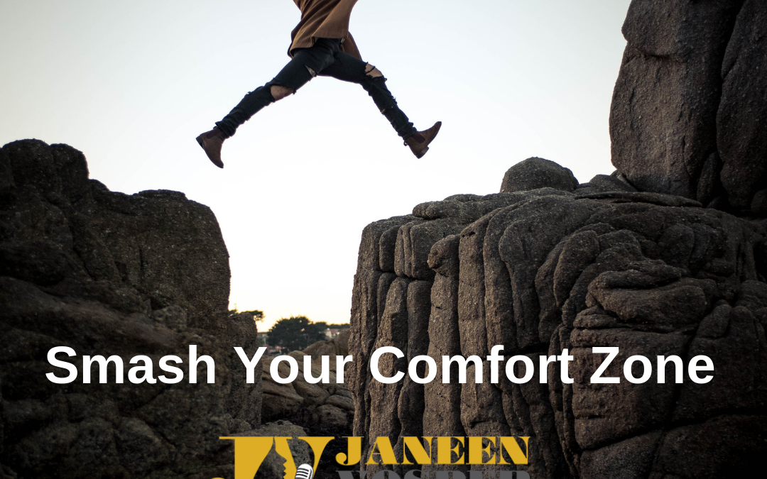 Is Your Comfort Zone a Confinement of Anxiety?