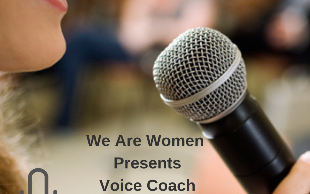 Episode 67 – Discover How To Take Control of Your Voice