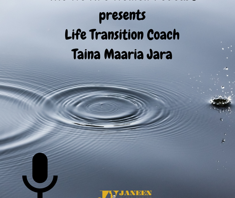 Episode 81 – Learn The Top 5 Techniques To Navigate Through Life's Transitions