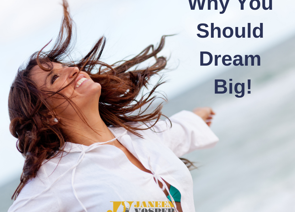 Have you given yourself permission to dream?