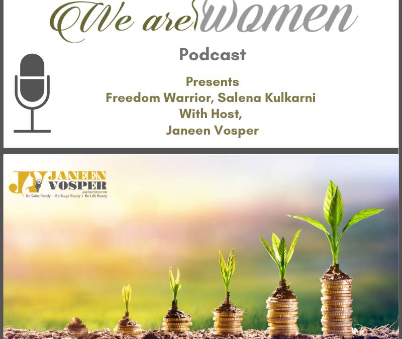 Episode 93 – Learn Why Financial Freedom is Available to all Women